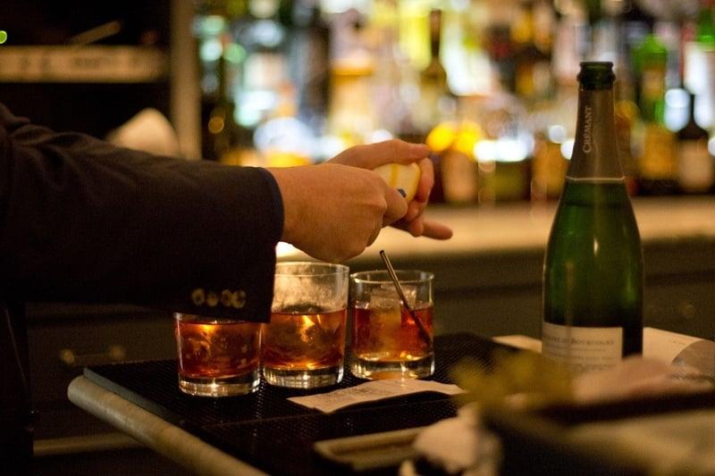Bar Drink em Boston