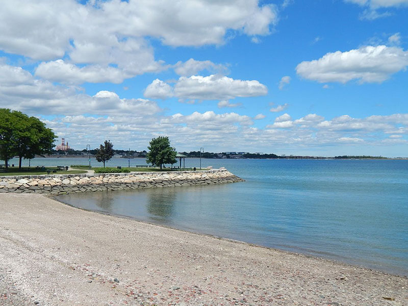 Melhores praias de Boston