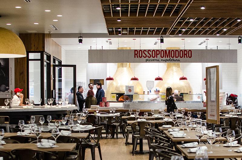 Bons restaurantes em Boston