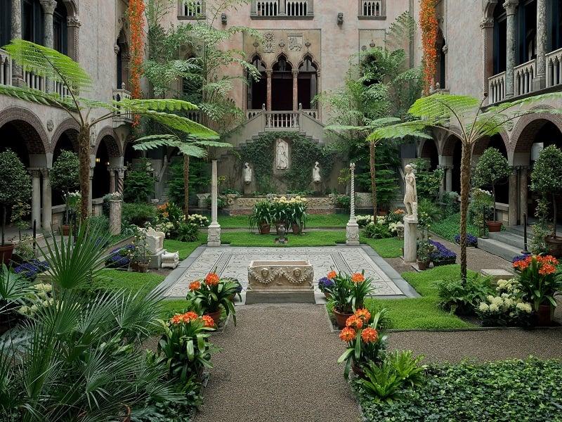 Isabella Stewart Gardner Museum em Boston