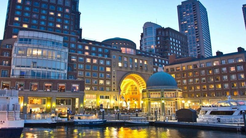 Hotel Boston Harbor em Boston