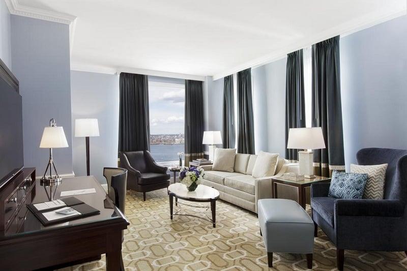 Hotéis de luxo em Boston