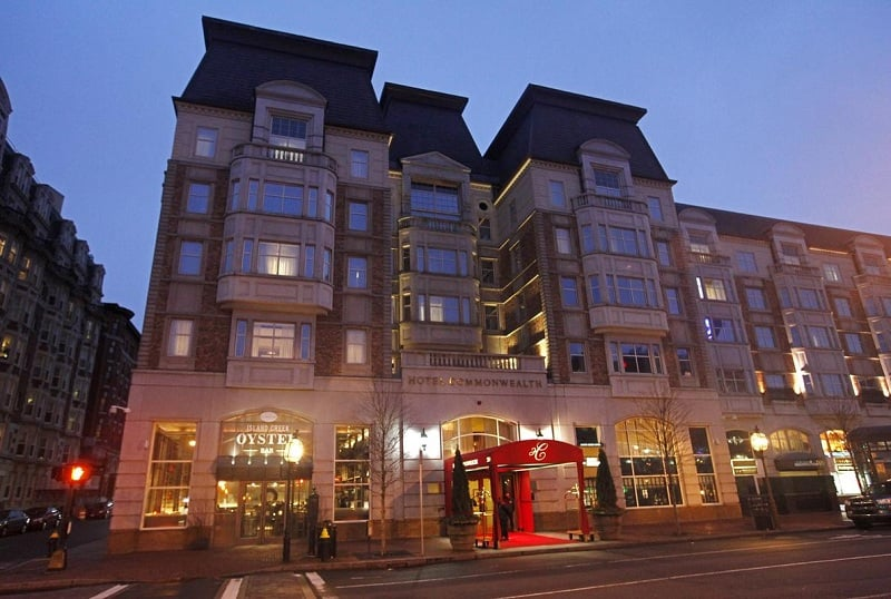 Hotel Commonwealth em Boston