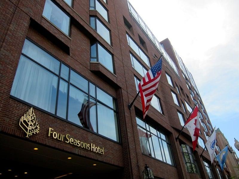 Hotel Four Seasons em Boston