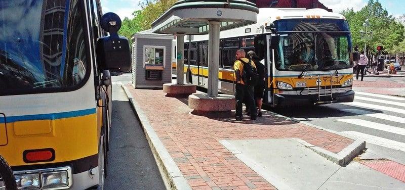Transporte para deficientes físicos em Boston