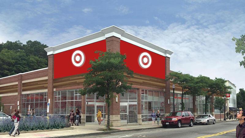 Loja Target em Boston