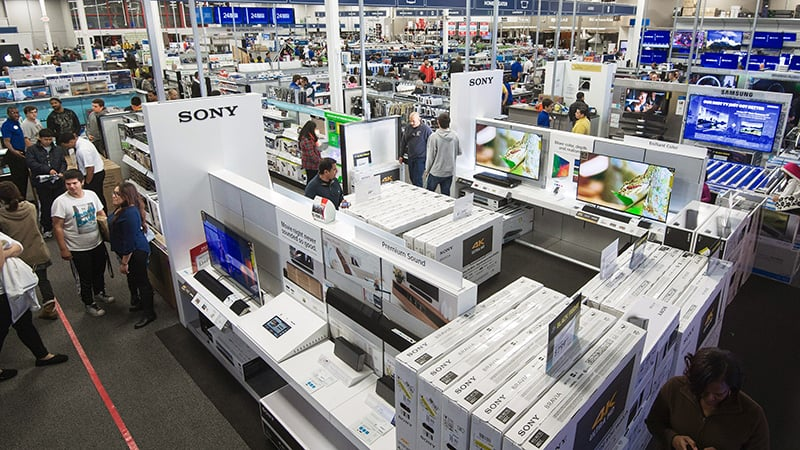 Onde comprar aparelhos eletrônicos em Boston