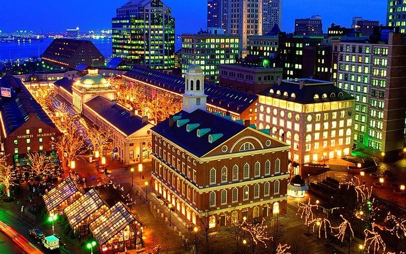 Melhores lugares para fazer compras em Boston