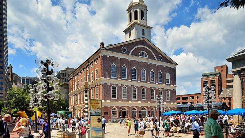 Roteiro de 5 dias em Boston