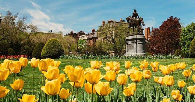 Monumentos em Boston