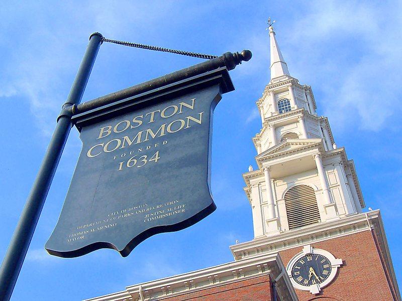 Park Street Church em Boston