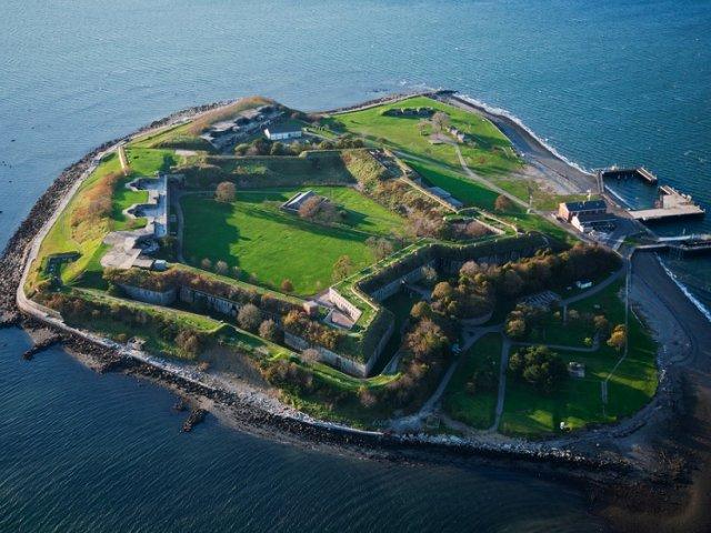 Castle Island em Boston