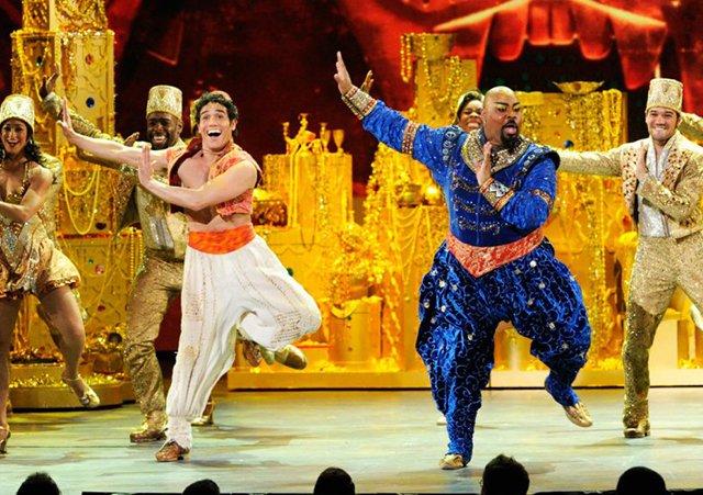 Ingressos para Aladdin em Nova York