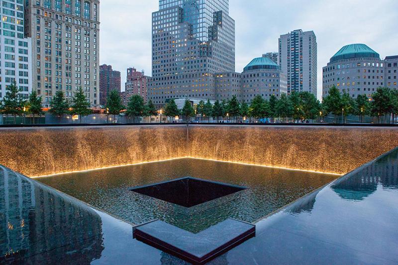Memorial de 11 de Setembro em Nova York