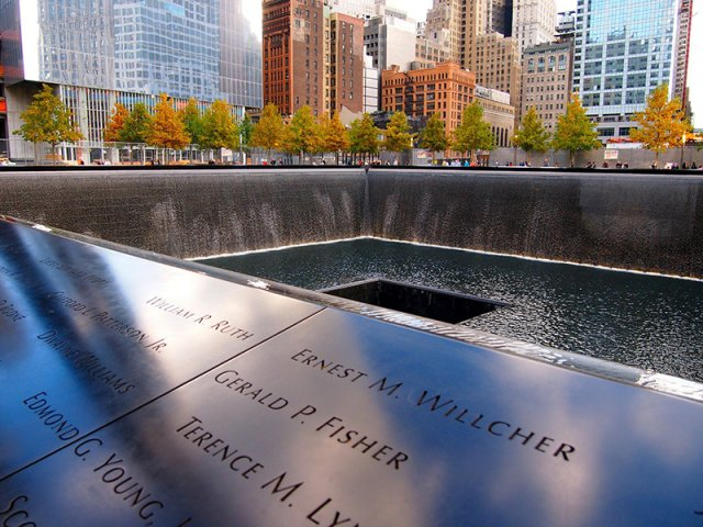 Ingressos para Memorial de 11 de Setembro em Nova York