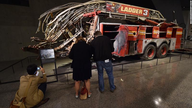 Museu do Memorial de 11 de Setembro em Nova York