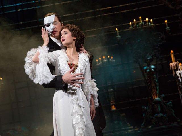 Ingressos para O Fantasma da Ópera em Nova York