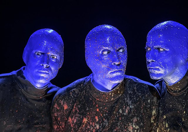 Ingressos para Show do Blue Man Group em Nova York