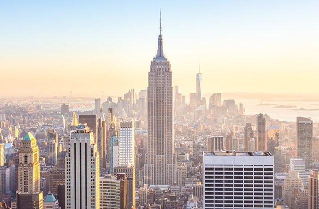 Como transferir dinheiro para Nova York