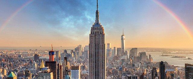 Ingressos para Empire State Building em Nova York
