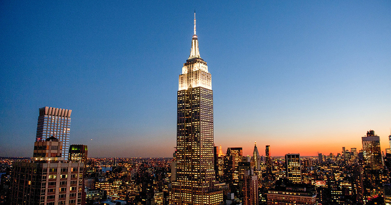 Empire State Building em Nova York
