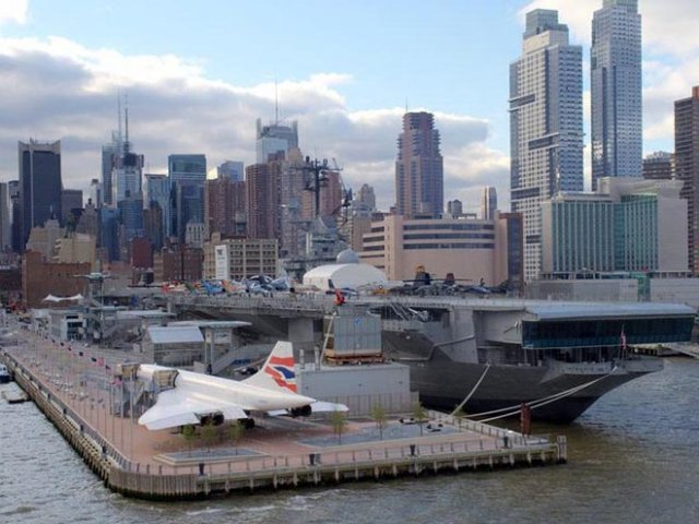 Ingressos para o Museu Intrepid Sea, Air & Space em Nova York