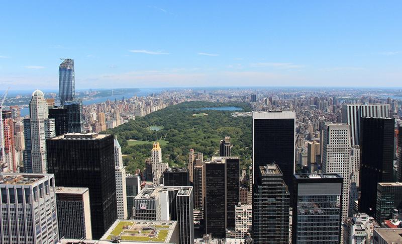 Top of the Rock em Nova York