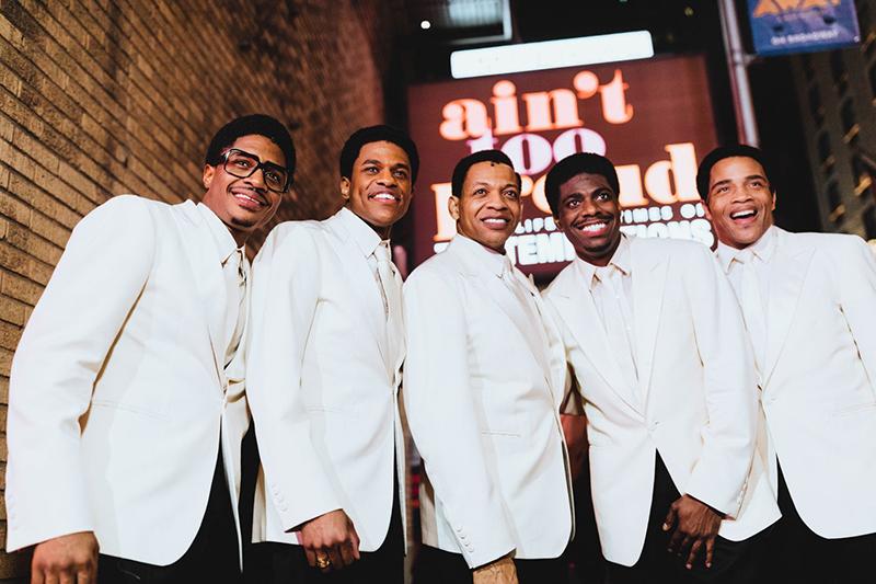 Musical Ain't Too Proud em Nova York
