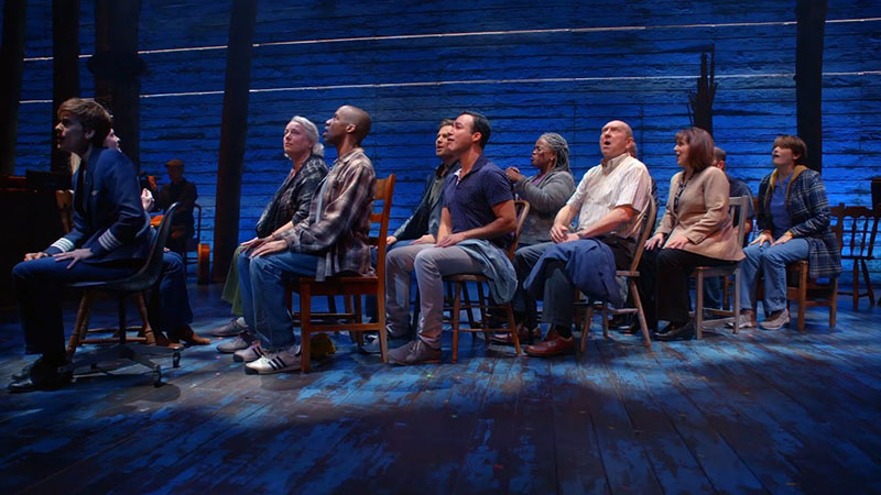 Musical Come From Away em Nova York