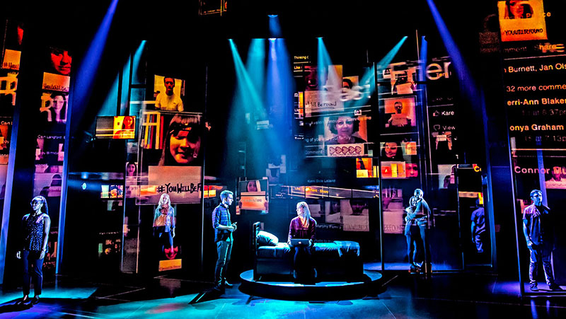 Musical Dear Evan Hansen em Nova York