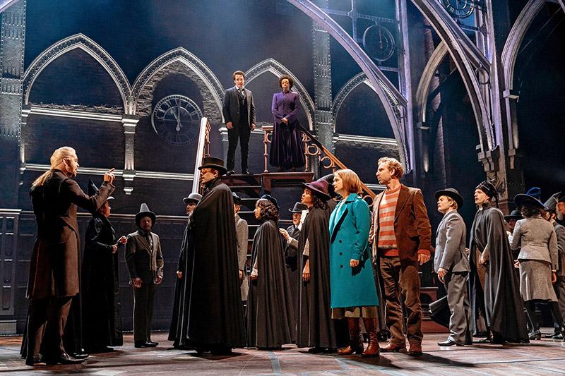 Musical Harry Potter em Nova York