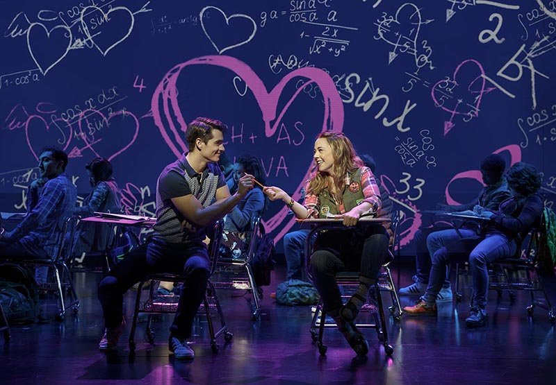 Musical Mean Girls em Nova York