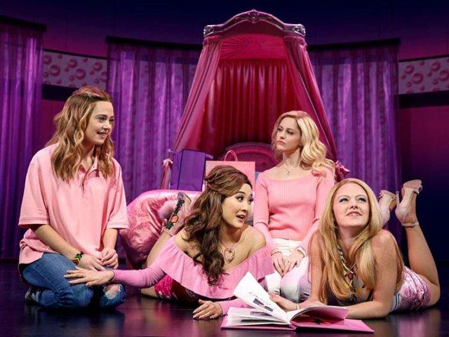 Musical Mean Girls em Nova York