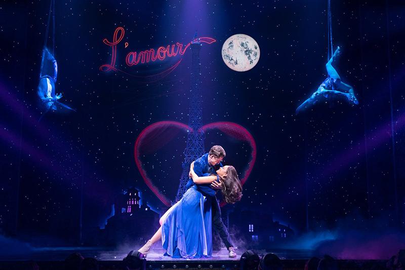 Musical Moulin Rouge em Nova York
