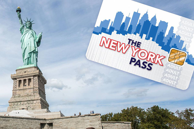 New York Pass em Nova York