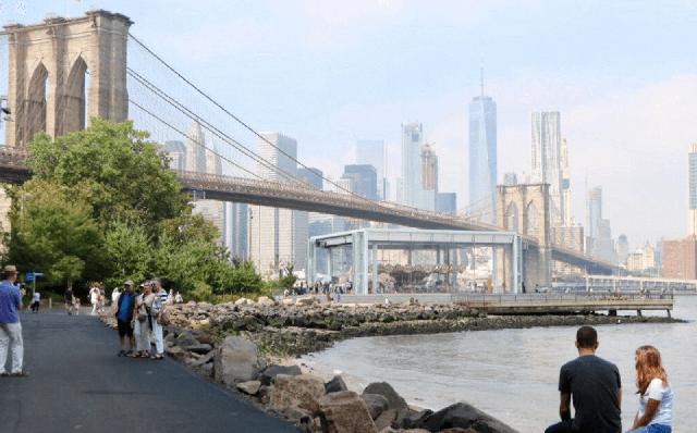 O que fazer no bairro DUMBO em Nova York