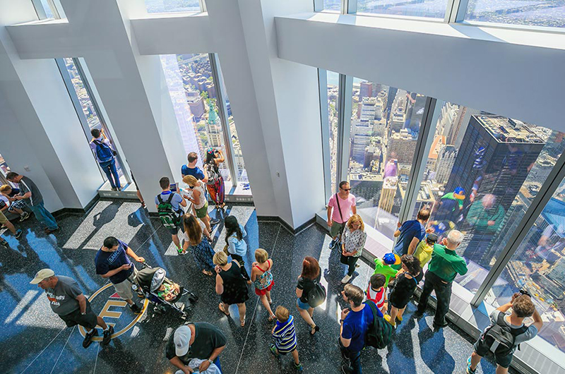 Observatório One World em Nova York