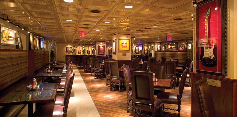 Experiência Hard Rock Cafe em Nova York