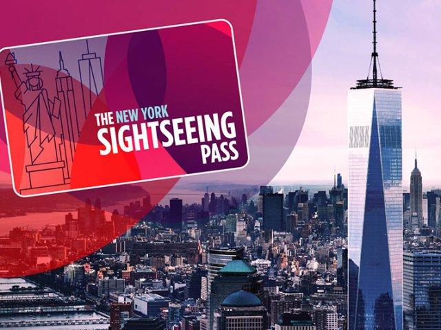 Ingressos para The New York Sightseeing Pass