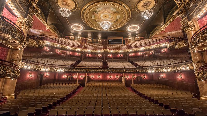 Ambassador Theatre em Nova York