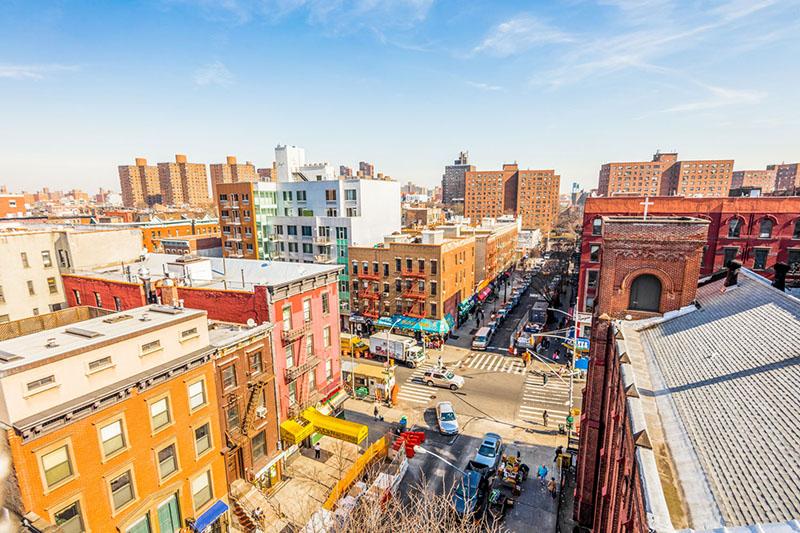 Atrações do bairro Harlem em Nova York