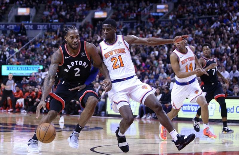 Time New York Knicks em Nova York