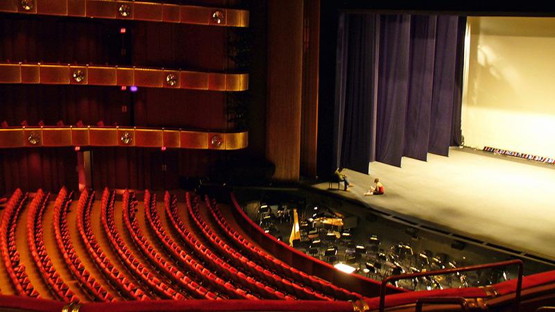 Gershwin Theatre em Nova York
