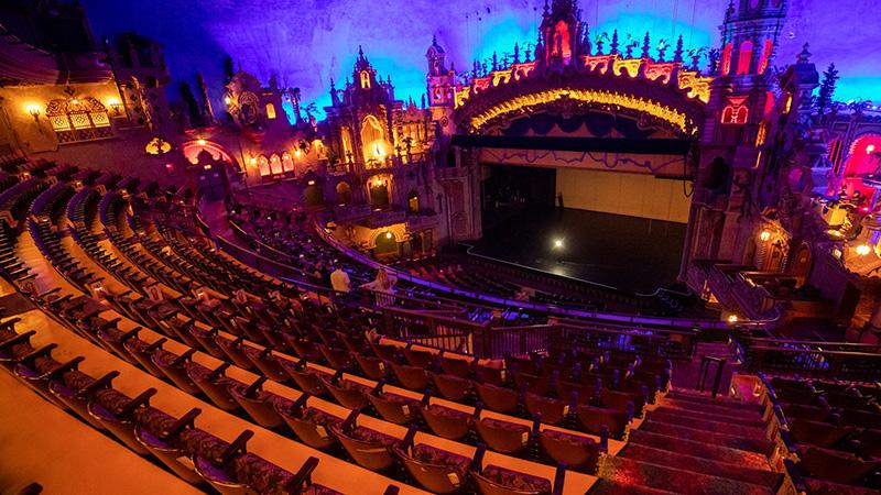 Majestic Theatre em Nova York