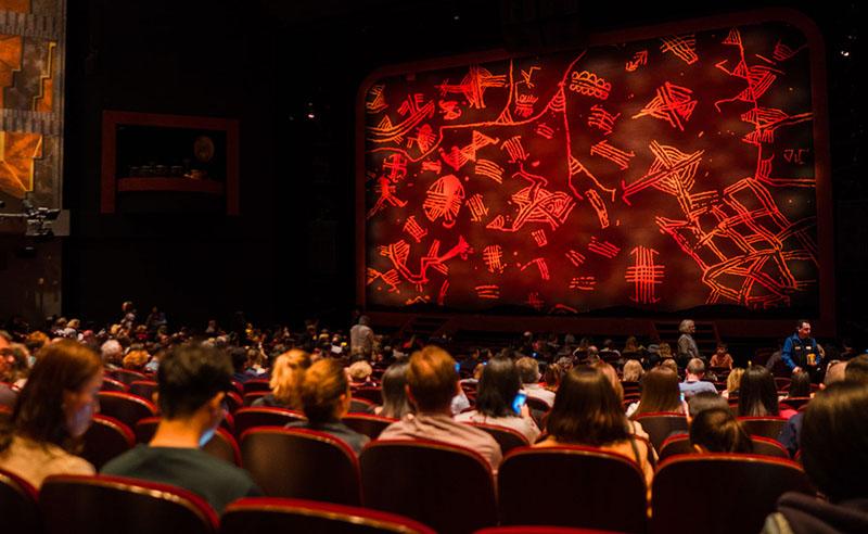 Minskoff Theatre em Nova York