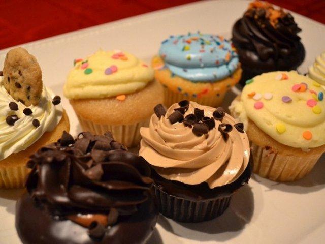 Molly's Cupcakes em Nova York