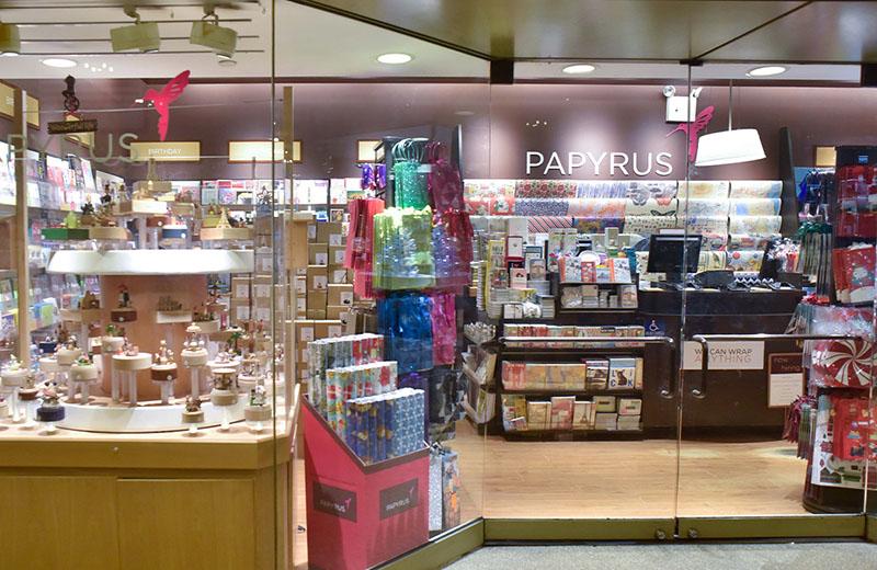 Papyrus em Nova York