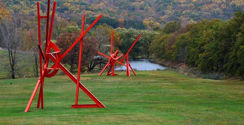 Storm King Art Center em Nova York