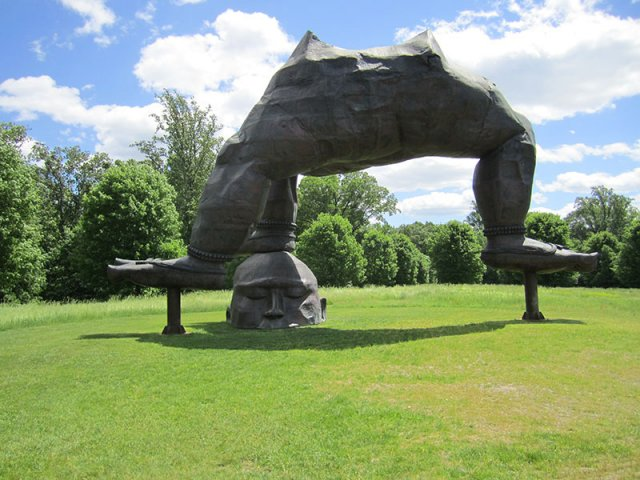 Storm King Art Center em Nova York