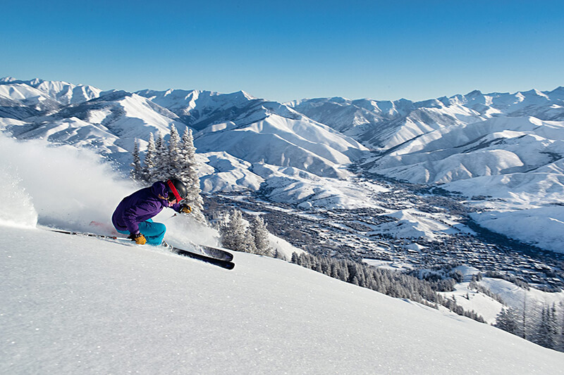 Swiss Valley Ski & Snowboard Area em Galena